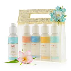 4 Lotion Sampler Bag