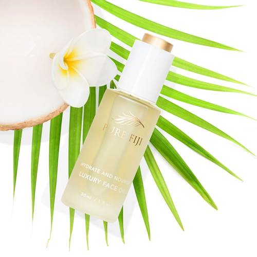 Hydrate & Nourish Luxury Face Oil